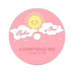 6 YOU ARE MY SUNSHINE 1st Birthday (all ages) Personalized CD DVD LABELS