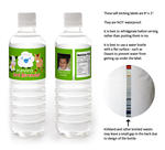 5 BARNYARD FARM Birthday Party WATER BOTTLE LABELS